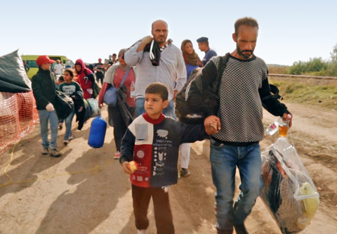 AG World Missions and Partners Serve Refugees During Crisis